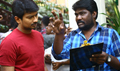 Ithu Kathirvelan Kadhal Movie Working Stills
