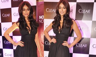 Ileana D'Cruz launches new Clear shampoo range