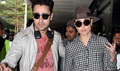 Imraan And Kareena Return From Dubai GTPM Promotions