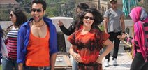 Jackky Bhagnani shoots gangnam style promo song for Rangrezz