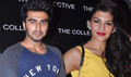Jacqueline & Arjun Kapoor at 'The Collective' bash