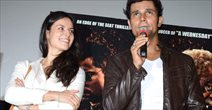 Randeep Hooda And Ileana At John Day First Look