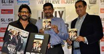 Arshad At Jolly LLB DVD Launch In Infinity Mall