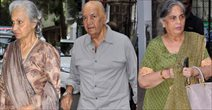 Salman's Parents And Waheeda Rahman Watch Shootout At Wadala At Ketnav