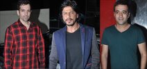 SRK At Krrish 3 Screening