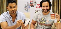 Saif Ali Khan and Kunal Khumu celebrated 100 years of cinema