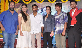 Raanjhnaa Movie First Look Launch