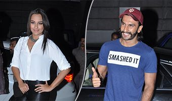 Lootera Success Party