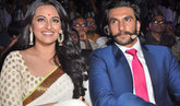 Sonakshi Sinha, Ranveer Singh At 'Lootera' First Look Launch