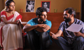 Mallela Teeram Lo Movie Working Stills