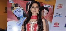 Juhi Chawla at Main Krishna Hoon Promotions