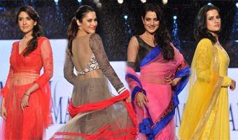Manish Malhotra & Shaina NC's Fashion Show For CPAA