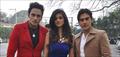 First Look Launch Of 'Munna Bhai Sallu Bhai'