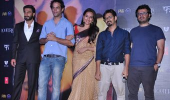 Lootera Music Launch