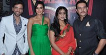 Neha Dhupia Along With Mahie Gill On Location Of Nautanki