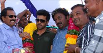 Nayak Team on Success Tour At Vizag