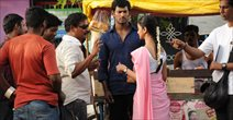Pattathu Yaanai Movie Shooting Spot