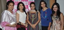 Bhagyashree And Sheeba At Pink Platform Event