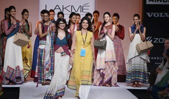 Prachi Desai at Lakme Fashion Week Summer Resort 2013 Day 4