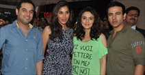 Preity ZInta Promotes Ishq In Paris At Rcity Mall In Mumbai