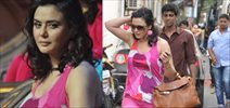 Preity promotes Ishq in Paris on the sets of Dramebaaz
