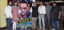 Priya Dutt and Kumar Gaurav at launch of Sanjay Dutt's Policegiri