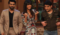 Priiyanka And Ramcharan Promote Zanjeer On The Sets Of Kapil And Savdhan