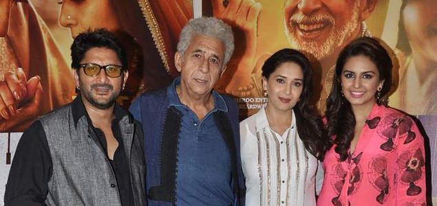 Dedh Ishqiya Movie Promotion