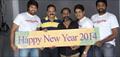Purampokku Team New Year 2014 Wishes Photos
