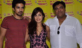 Promotion Of Film Mere Dad Ki Maruti