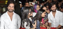 Shahid Kapoor Meets Fans At Cinemax