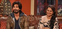Promotion of 'R... Rajkumar' on Comedy Nights with Kapil