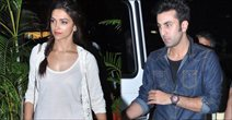 Ranbir And Deepika Snapped Post Jaipur YJHD Promotions