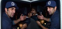 Ranbir Kapoor Snaps Out At Paparazzi Media Outside Olive