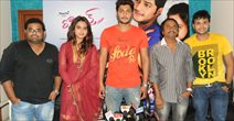 Romance Movie Press Meet