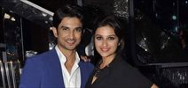 Parineeti And Sushant Promote Shuddh Desi Romance At Jhalak Sets