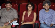 Kiran Rao Launch The Trailor Of Film Ship Of Theseus At PVR
