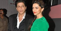 Shahrukh And Deepika At CE Promotions