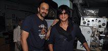 Shahrukh Khan promotes Chennai Express at New Excelsior