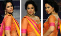 Sameera Reddy At Rajasthan Fashion Week