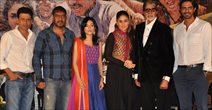 Satyagraha Movie Song Launch At Mehboob, Mumbai
