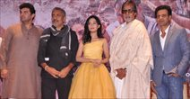 Trailer Launch of Satyagraha At Mumbai