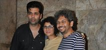 Special Screening of 'Ship Of Theseus' by Kiran Rao
