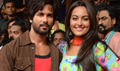 Shahid And Sonakshi Unveil R... Rajkumar First Look
