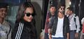 Shahid Kapoor and Sonakshi Sinha Leaving From Dubai After R... Rajkumar Promotion