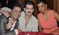 Neil And Mugdha At Shiva's 25th Anniversary
