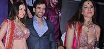 Sunny Leone and Tusshar Kapoor Promotes Shootout at Wadala