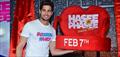 Sidharth Malhotra at 'Hasee Toh Phasee' Promotion