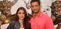 Soha And Sharman Promote War Chod Na Yaar