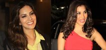 Sunny leone and Sophie at Shootout at Wadala success party